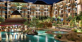 Novotel Phuket Vintage Park Resort - Патонг - Здание