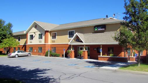 Extended Stay America - Albany - SUNY - Albany - Building