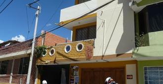La Casa de Maruja B&B - Huaraz - Bedroom