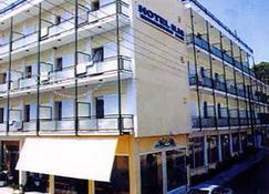 Ilis - Ολυμπία - Κτίριο