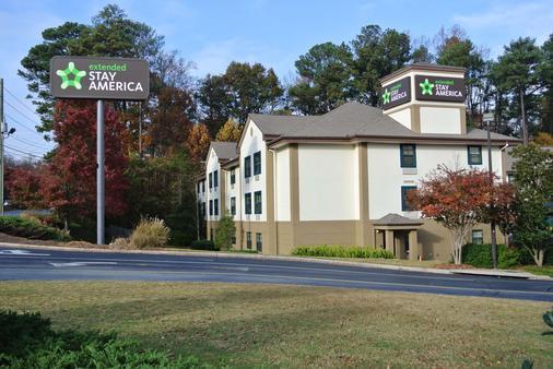 Extended Stay America - Atlanta - Clairmont - Atlanta - Building