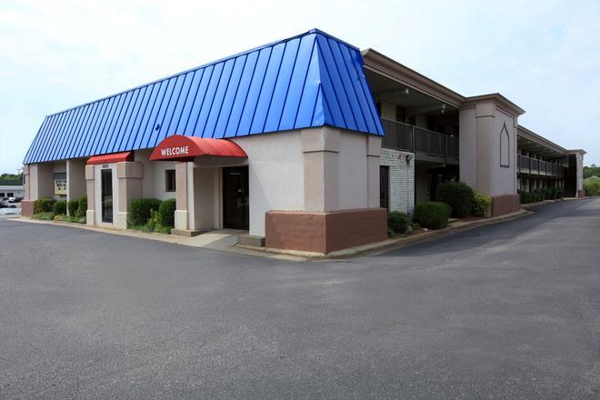 Americas Best Value Inn North Capital - Raleigh - Gebäude