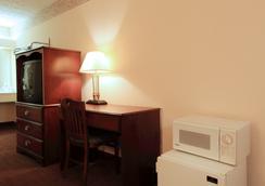 Americas Best Value Inn North Capital - Raleigh - Room amenity