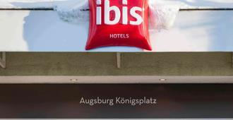 Ibis Augsburg beim Königsplatz - Άουγκσμπουργκ