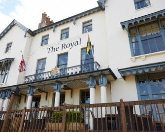Royal Hotel Ross On Wye By Greene King Inns - Ross-on-Wye - Gebäude
