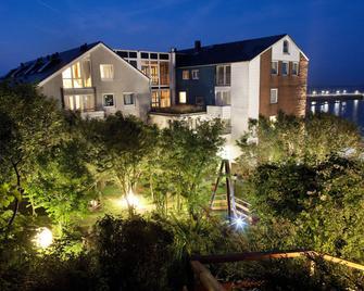Hotel Rickmers Insulaner - Helgoland - Gebäude