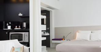Novotel Suites Malaga Centro - Málaga - Bedroom
