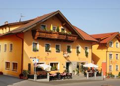 Hotel Rösslwirt - Lam - Building