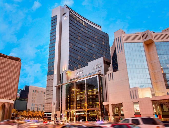 Downtown Rotana - Манама - Здание