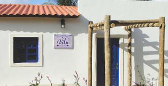 Vila Hostel Noronha - Fernando de Noronha - Vista del exterior