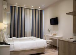 Piraeus City Hotel - Пирей - Спальня