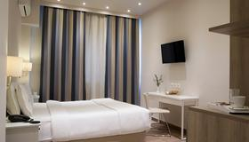 Piraeus City Hotel - Piraeus - Bedroom