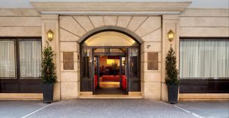 スターホテルズ メトロポール - ローマ - 建物
