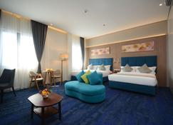 Blue Lotus Hotel Davao - Davao City - Bedroom