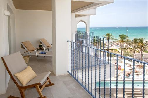 Myseahouse Hotel Flamingo - Adults Only - Mallorca - Parveke