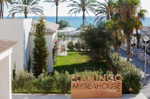 Myseahouse Hotel Flamingo - Adults Only - Palma de Mallorca - Outdoors view