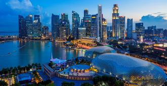 Grand Hyatt Singapore - Singapore - Outdoors view