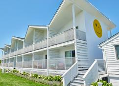 Hero Beach Club - Montauk - Edificio