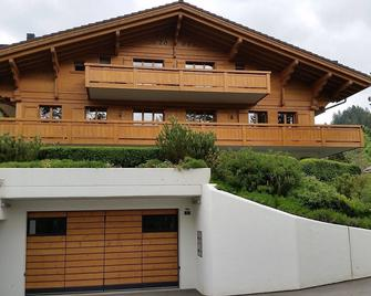 Gstaad Perfect Winter Luxury Apartment - Saanen - Building