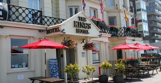 Kings Hotel - Brighton - Gebäude