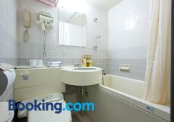 濱松埃斯特飯店 - 濱松市 - 浴室