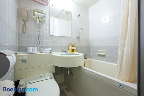 Hotel Ascent Hamamatsu - Hamamatsu - Bathroom
