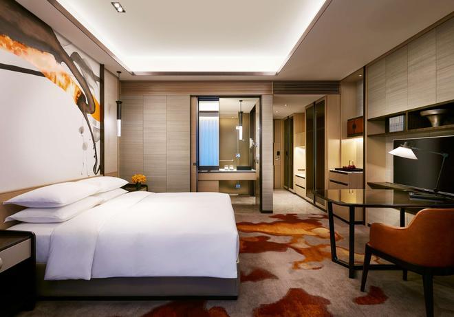 Hyatt Regency Wuxi - Wuxi - Makuuhuone