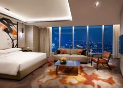 Hyatt Regency Wuxi - Wuxi - Bedroom
