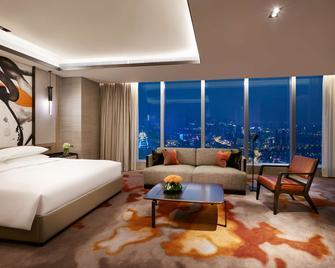 Hyatt Regency Wuxi - Wuxi - Κρεβατοκάμαρα