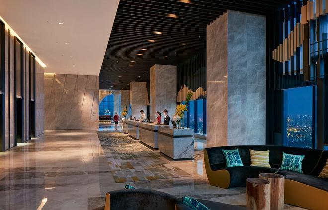 Hyatt Regency Wuxi - Wuxi - Lobby