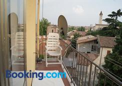 B&B Maddalena di San Zeno - Verona - Balcony