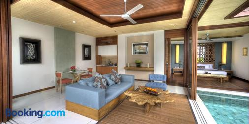 Maca Villas and Spa - Kuta - Living room