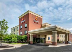 Comfort Suites Speedway - Kansas City - Kansas City - Building