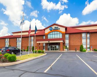 Best Western Luxbury Inn Fort Wayne - Fort Wayne - Building