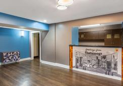 Super 8 by Wyndham Chattanooga Lookout Mountain TN - Chattanooga - Lobby