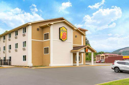 Super 8 by Wyndham Chattanooga Lookout Mountain TN - Chattanooga - Building