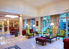 Stanhope Hotel Brussels by Thon Hotels - Bruxelles - Lobby