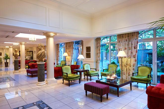Stanhope Hotel Brussels by Thon Hotels - Brussels - Lobby