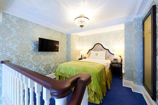Stanhope Hotel Brussels by Thon Hotels - Brussels - Bedroom