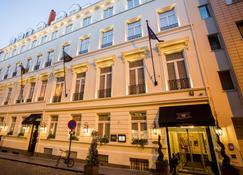 Stanhope Hotel - Brussel - Gebouw