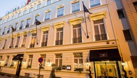 斯坦霍普酒店 - 布魯塞爾 - 布魯塞爾 - 建築