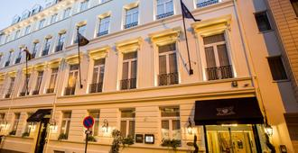 Stanhope Hotel Brussels by Thon Hotels - Bruselas - Edificio