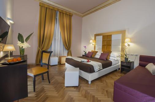 Dve Suite Rome - Rome - Phòng ngủ