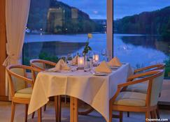 ドリント シーホテル & リゾート ビットブルク シュードアイフェル - ビアースドルフ - レストラン
