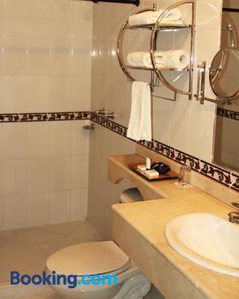 Hotel San Fernando Real - Cali - Bathroom
