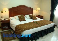 Hotel San Fernando Real - Cali - Bedroom