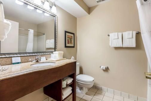 Quality Suites - Paducah - Bathroom