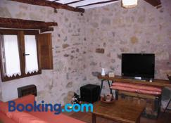Casa Sigüenza - Sigüenza - Living room