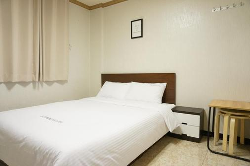 JJ Inn - Busan - Bedroom