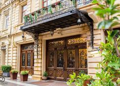 Sapphire City Hotel - Bakú - Edificio